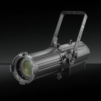 TH-361 LED 300W 5IN1 Profile Spot Ellipsoidal Leko Light for Stage Wedding