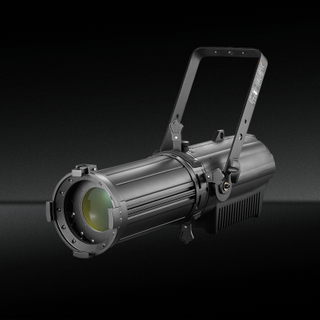 TH-360 Bi-color Led Gobo Projector Profile Spotlight with Zoom For Theater