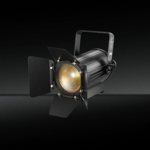 TH-350 Small 100W Led Fresnel Spotlight with zoom for Video