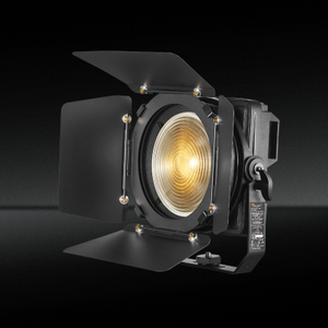 TH-351 Bright Protable Flat Focusable Led Fresnel For Photography
