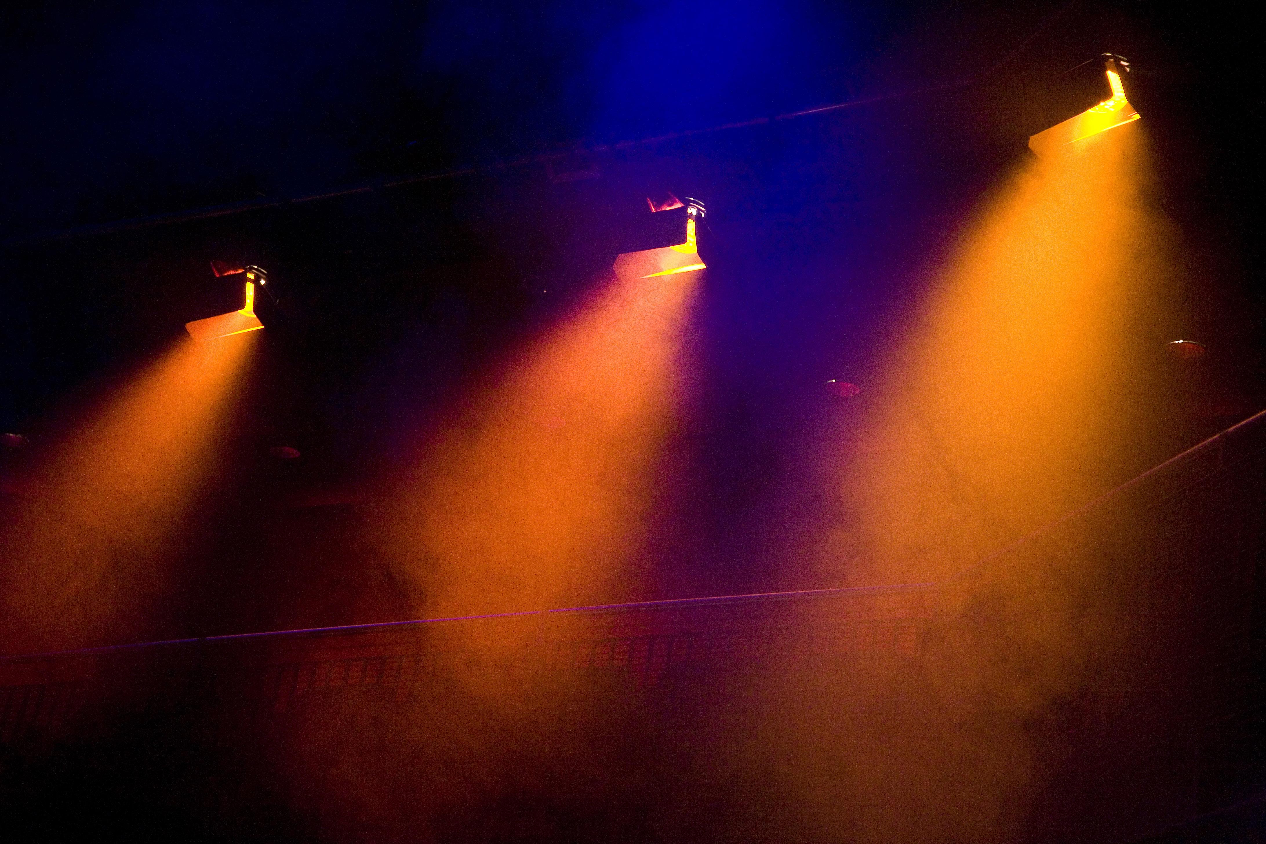 Led Fresnel Spotlight