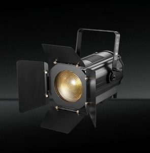TH-340 Cheap LED Fresnel Spotlight with Auto Zoom for Video
