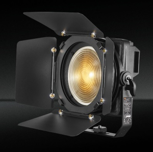 TH-351 New Design 200W Warm White Folding Fresnel Led Film Light