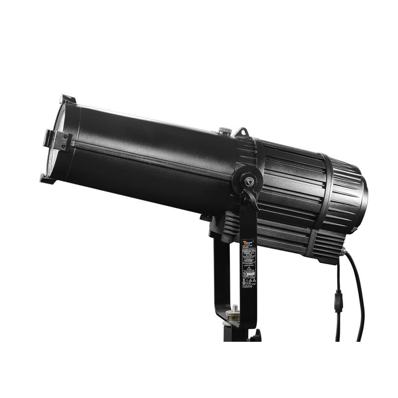 TH-344 400W RGBAL LED IP65 Rated Ellipsoidal With Auto Zoom Auto Cutting