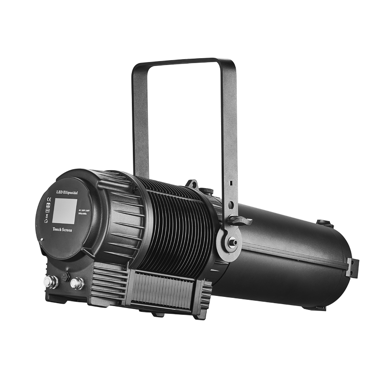 TH-344 Outdoor LED Light 300W Profile Leko Spotlight Auto Zoom